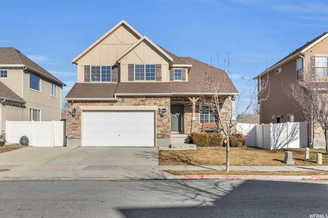 4114 W Millsden Ln, West Jordan, UT 84084 (#1721074) :: Red Sign Team