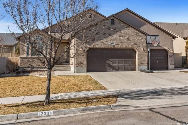12334 S Black Canyon Rd, Riverton, UT 84096 (#1721079) :: Utah Best Real Estate Team   Century 21 Everest