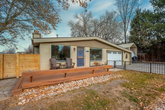 1639 E Tree View Dr S, Salt Lake City, UT 84124 (#1721088) :: Colemere Realty Associates