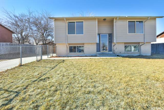 3856 S Bannock St, West Valley City, UT 84120 (#1721098) :: Red Sign Team
