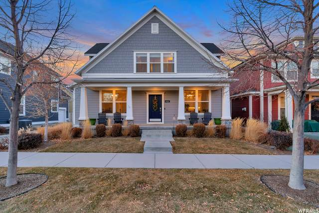 4322 W Pentenwell Ln, South Jordan, UT 84009 (#1721131) :: Colemere Realty Associates