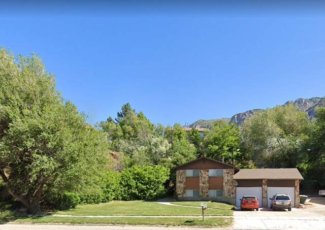 1574 Canyon Rd, Ogden, UT 84401 (#1721136) :: RE/MAX Equity