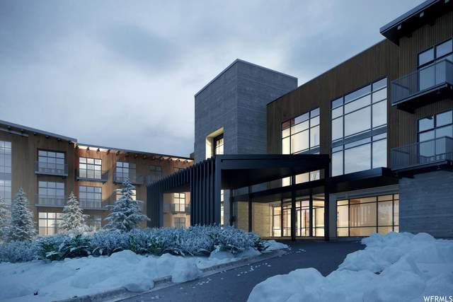 4080 N Cooper Ln #105, Park City, UT 84098 (#1721141) :: Utah Dream Properties