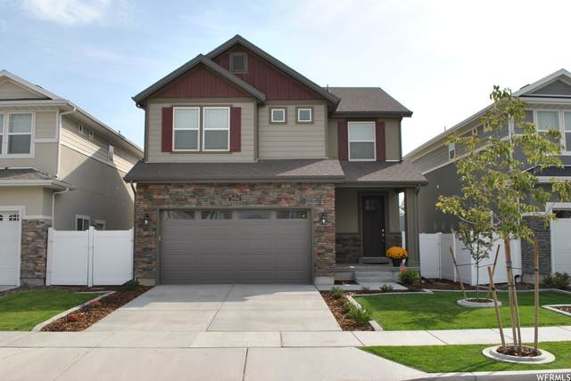 2594 N Heston Park, Lehi, UT 84043 (#1721183) :: Red Sign Team