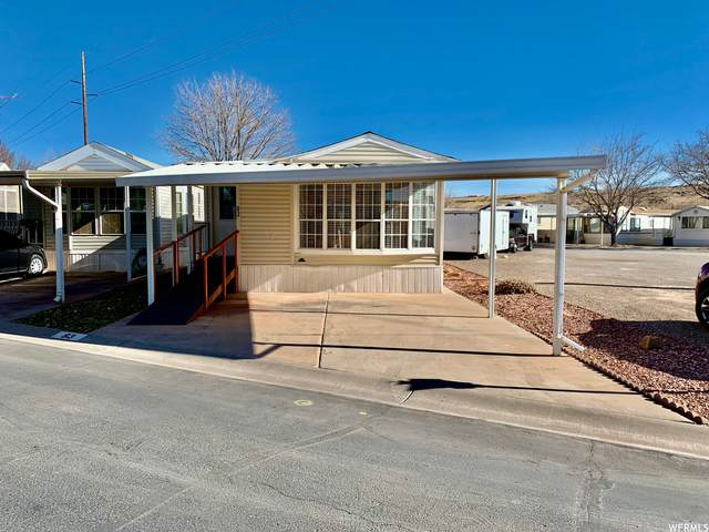 1160 E Telegraph St #83, Washington, UT 84780 (MLS #1721190) :: Lawson Real Estate Team - Engel & Völkers