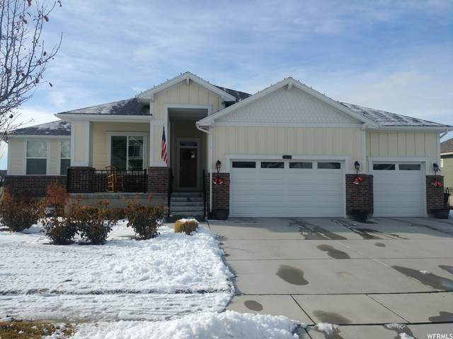1496 S Seabiscuit Dr, Kaysville, UT 84037 (#1721195) :: Red Sign Team