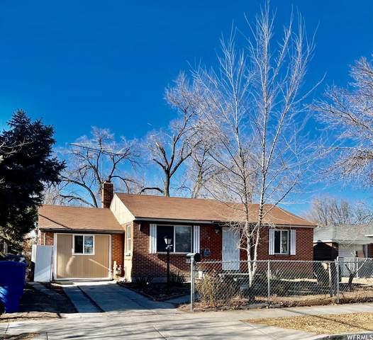 1206 S Montgomery W, Salt Lake City, UT 84104 (#1721207) :: Gurr Real Estate