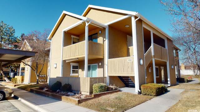 1232 E Ridge Meadow Ln S 3E, Cottonwood Heights, UT 84047 (#1721226) :: Berkshire Hathaway HomeServices Elite Real Estate