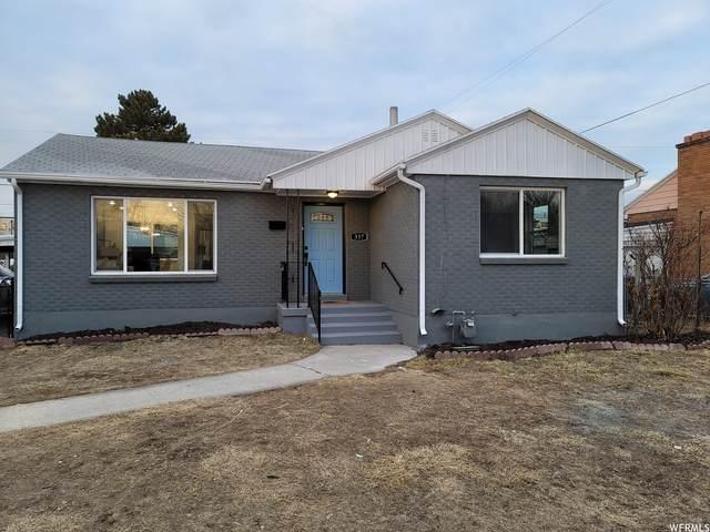 337 E Truman Ave, Salt Lake City, UT 84115 (#1721230) :: goBE Realty