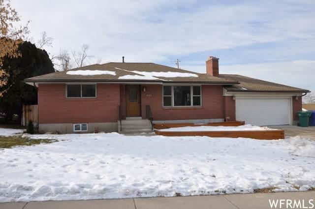 1315 E Country Hills Dr S, Ogden, UT 84403 (#1721239) :: Berkshire Hathaway HomeServices Elite Real Estate