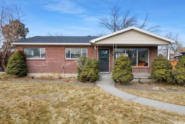 92 W 6025 S, Salt Lake City, UT 84107 (#1721244) :: Berkshire Hathaway HomeServices Elite Real Estate