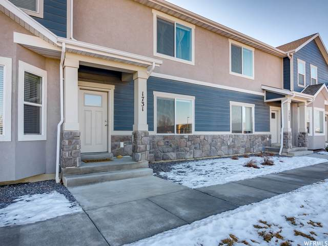 1731 E Talon Way N, Eagle Mountain, UT 84005 (#1721247) :: Utah Best Real Estate Team | Century 21 Everest