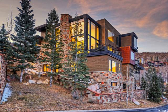 4868 Enclave Way #19, Park City, UT 84098 (#1721255) :: goBE Realty