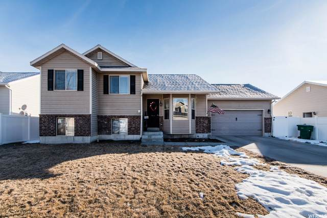 714 S 1540 W, Logan, UT 84321 (#1721257) :: Big Key Real Estate