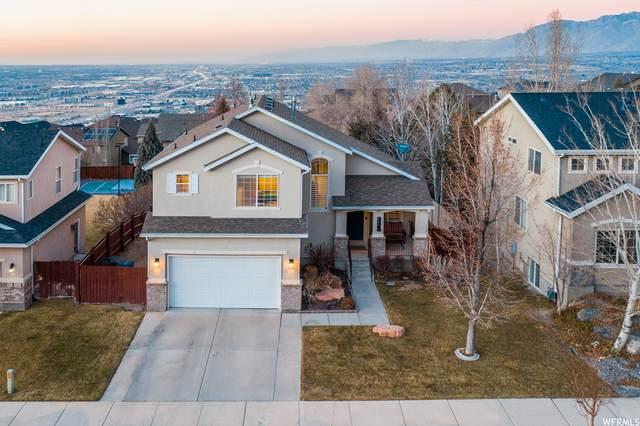 247 E Steep Mountain Dr, Draper, UT 84020 (MLS #1721273) :: Lawson Real Estate Team - Engel & Völkers