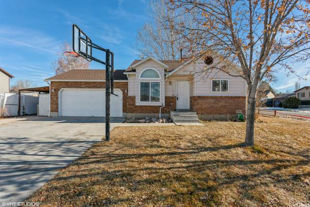 5396 S 3750 W, Roy, UT 84067 (#1721282) :: Big Key Real Estate