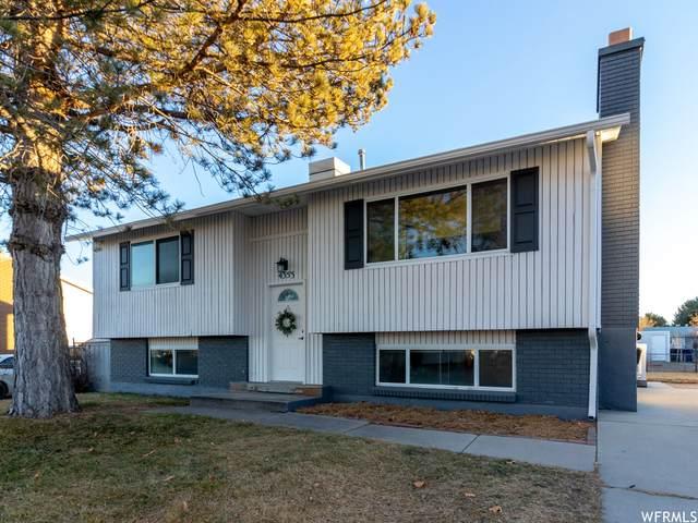 4353 W Lander Way, Salt Lake City, UT 84118 (#1721284) :: Berkshire Hathaway HomeServices Elite Real Estate