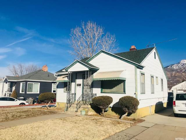 154 S Country Club Dr W, South Ogden, UT 84405 (#1721294) :: REALTY ONE GROUP ARETE