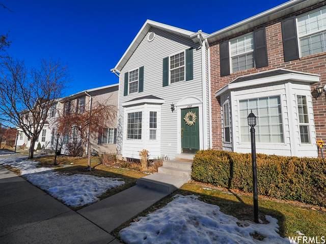358 Spring Creek Parkway, Providence, UT 84332 (#1721313) :: Big Key Real Estate