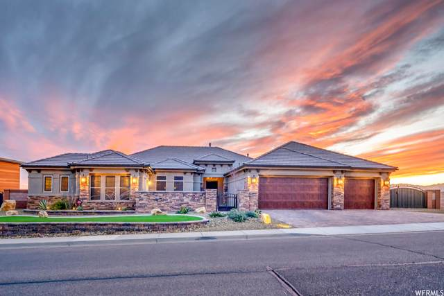 432 S Eastridge Dr, St. George, UT 84790 (#1721325) :: Belknap Team