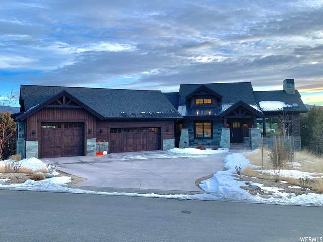 3090 E Horse Mountain Cir #194, Heber City, UT 84032 (MLS #1721326) :: High Country Properties
