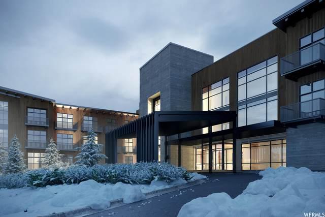 4080 N Cooper Ln #143, Park City, UT 84098 (#1721328) :: Bustos Real Estate | Keller Williams Utah Realtors