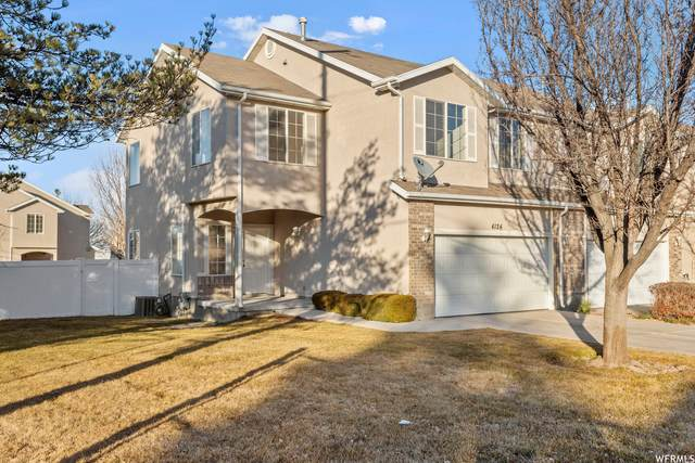 4124 W 4645 S, West Valley City, UT 84120 (#1721355) :: Bustos Real Estate | Keller Williams Utah Realtors