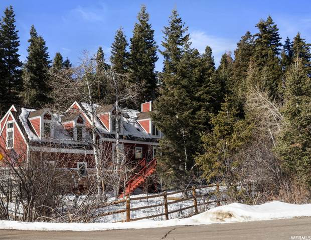 110 Aspen Ln, Park City, UT 84098 (#1721363) :: Livingstone Brokers