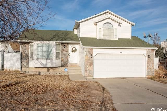 5340 W Cassatt Cir S, Kearns, UT 84118 (#1721364) :: Bustos Real Estate | Keller Williams Utah Realtors