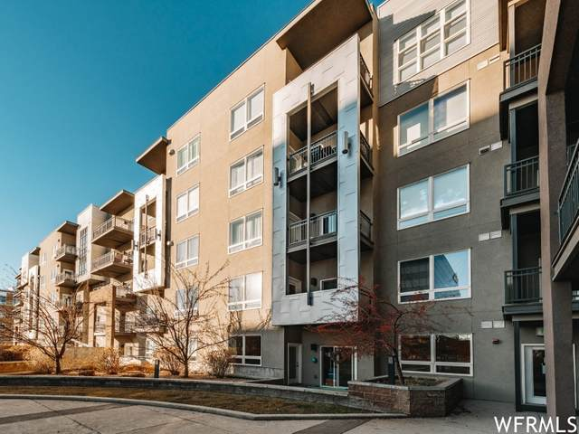 350 S 200 E #311, Salt Lake City, UT 84111 (#1721377) :: Belknap Team
