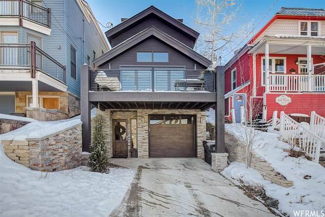 1009 Empire Ave, Park City, UT 84060 (#1721398) :: goBE Realty