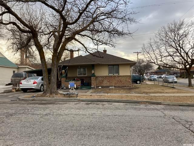 303 35TH St, Ogden, UT 84403 (#1721405) :: Bustos Real Estate | Keller Williams Utah Realtors