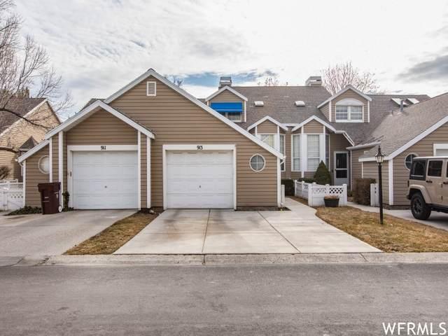913 W New Hampton Dr S, Murray, UT 84123 (#1721409) :: Bustos Real Estate | Keller Williams Utah Realtors