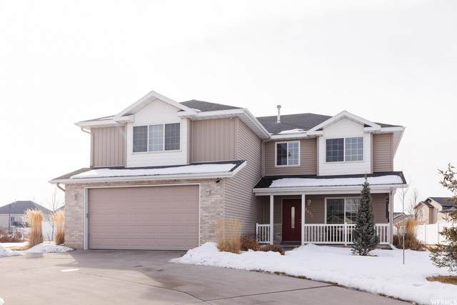 2451 S 960 W, Nibley, UT 84321 (#1721411) :: Big Key Real Estate
