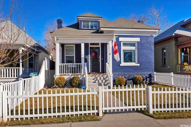 761 S 400 E, Salt Lake City, UT 84111 (#1721430) :: Bustos Real Estate | Keller Williams Utah Realtors