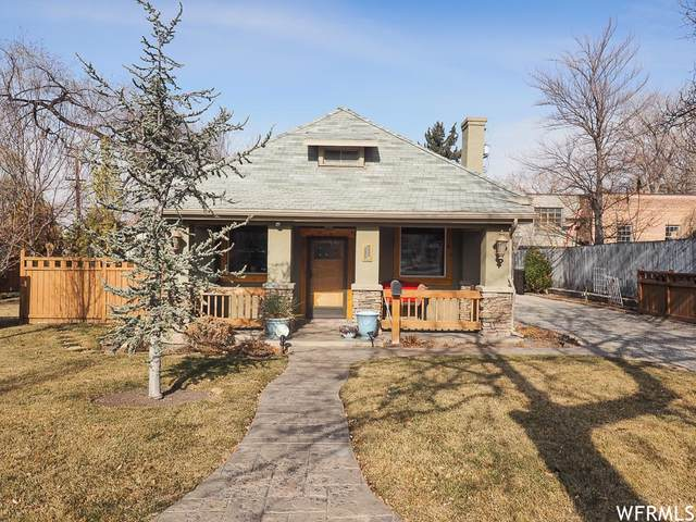 1125 Wilson Ave, Salt Lake City, UT 84105 (MLS #1721431) :: Lookout Real Estate Group
