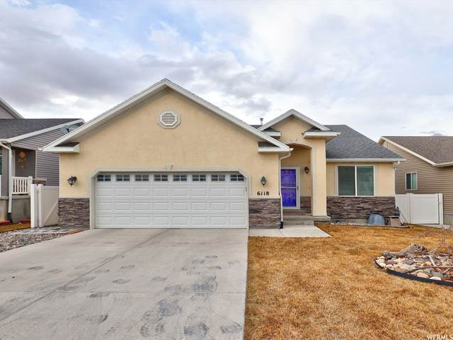 6118 W Autumn Vistas Dr S #205, West Valley City, UT 84128 (#1721465) :: Powder Mountain Realty