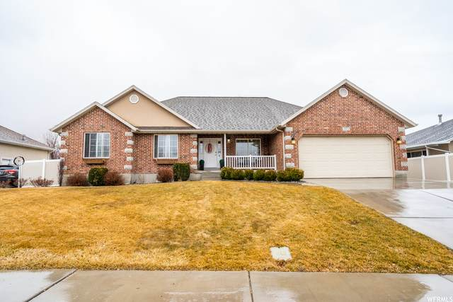1304 N 680 W, Pleasant Grove, UT 84062 (#1721474) :: Red Sign Team