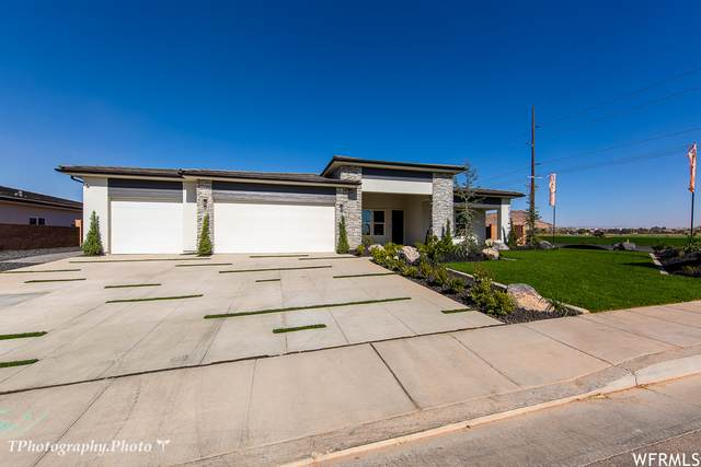 166 W Elinor Ln, Washington, UT 84780 (#1721483) :: C4 Real Estate Team