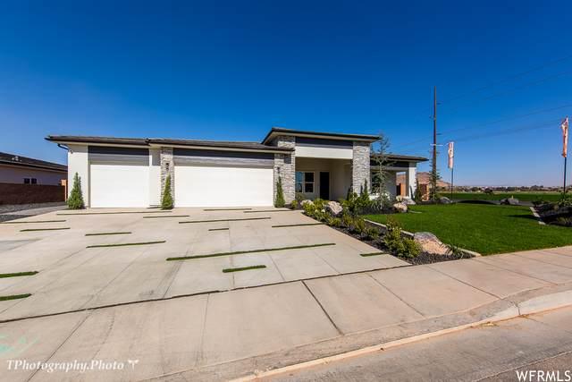 92 W Elinor Ln, Washington, UT 84780 (#1721484) :: C4 Real Estate Team