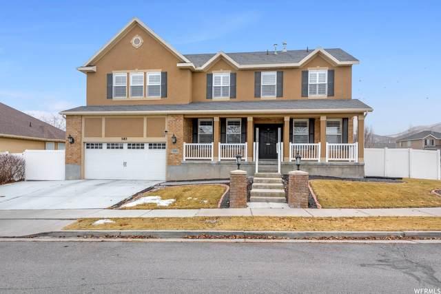 5183 W Crimson Patch Way, Riverton, UT 84096 (MLS #1721489) :: Lawson Real Estate Team - Engel & Völkers