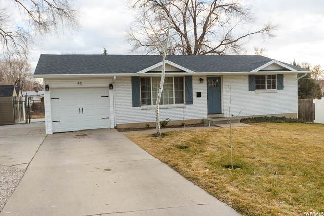 41 W 8710 S, Sandy, UT 84070 (#1721498) :: Colemere Realty Associates