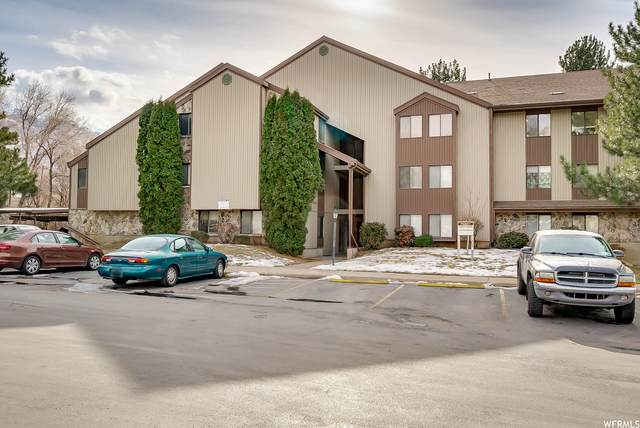 1175 Canyon Rd #35, Ogden, UT 84404 (#1721504) :: REALTY ONE GROUP ARETE