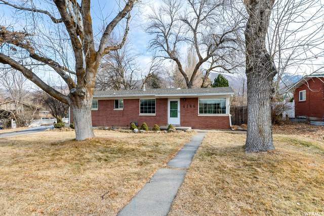 4186 Liberty Ave, Ogden, UT 84403 (#1721507) :: REALTY ONE GROUP ARETE