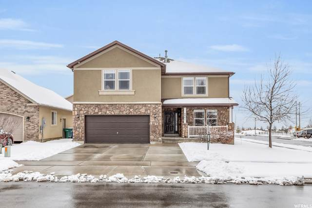 4041 W Troon St, Cedar Hills, UT 84062 (#1721510) :: goBE Realty
