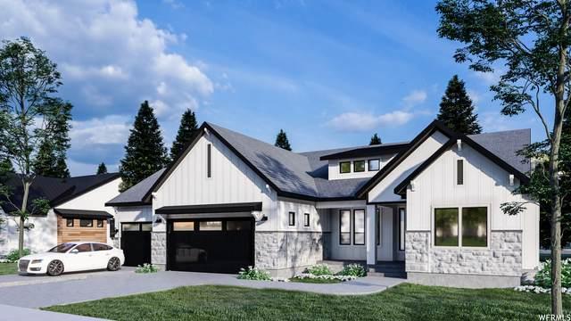 1304 N 1060 W, Lehi, UT 84043 (#1721515) :: Big Key Real Estate