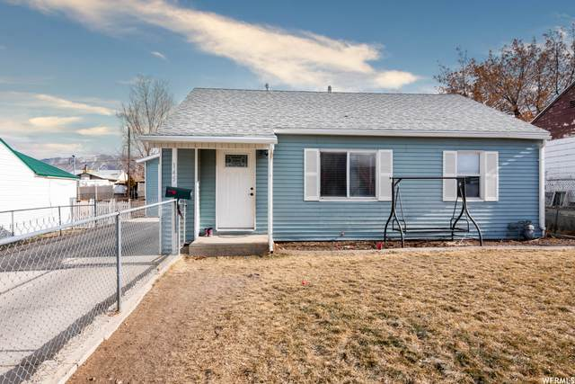 145 S 3RD St, Tooele, UT 84074 (#1721518) :: REALTY ONE GROUP ARETE