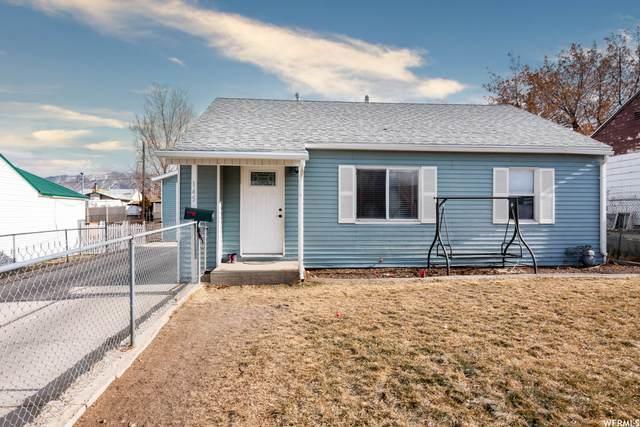 145 S 3RD St, Tooele, UT 84074 (#1721518) :: Berkshire Hathaway HomeServices Elite Real Estate