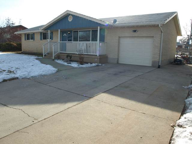 2393 W 5175 S, Roy, UT 84067 (#1721529) :: Big Key Real Estate