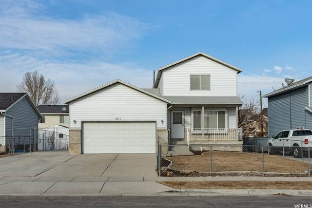 4212 W Ruth Dr, Salt Lake City, UT 84118 (#1721538) :: Colemere Realty Associates